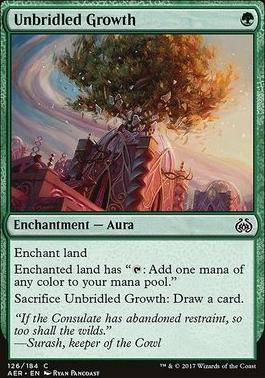 Aether Revolt: Unbridled Growth