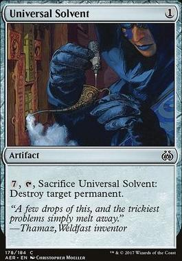 Aether Revolt: Universal Solvent