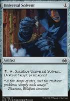 Aether Revolt Foil: Universal Solvent