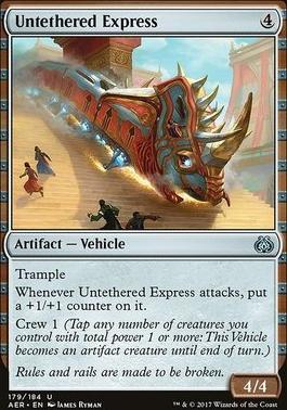 Aether Revolt: Untethered Express