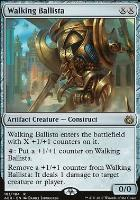 Aether Revolt Foil: Walking Ballista