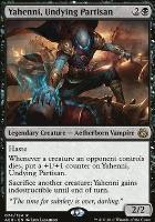 Aether Revolt Foil: Yahenni, Undying Partisan