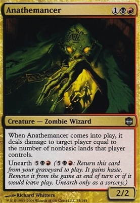 Alara Reborn Foil: Anathemancer