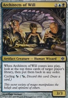Alara Reborn Foil: Architects of Will