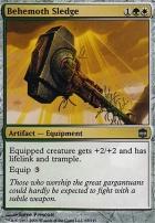 Alara Reborn: Behemoth Sledge