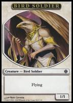 Alara Reborn: Bird Soldier Token