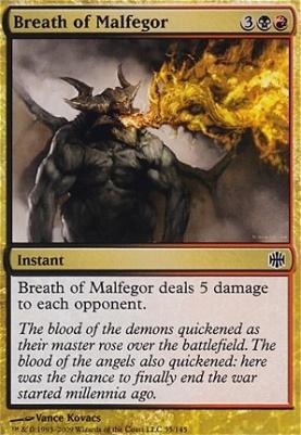 Alara Reborn: Breath of Malfegor