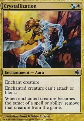 Alara Reborn Foil: Crystallization