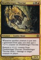 Alara Reborn Foil: Deathbringer Thoctar