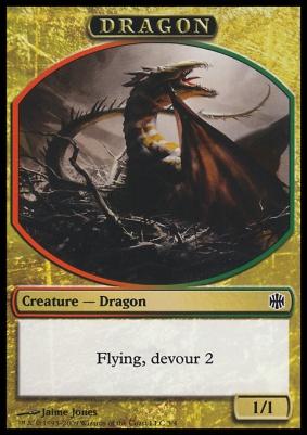 Alara Reborn: Dragon Token