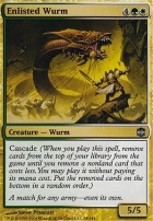 Alara Reborn: Enlisted Wurm