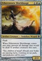 Alara Reborn Foil: Ethersworn Shieldmage