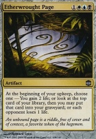 Alara Reborn Foil: Etherwrought Page
