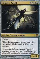 Alara Reborn Foil: Filigree Angel