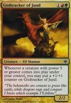 Alara Reborn Foil: Godtracker of Jund