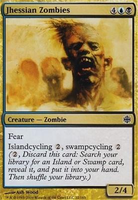 Alara Reborn: Jhessian Zombies