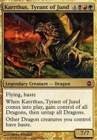 Alara Reborn: Karrthus, Tyrant of Jund