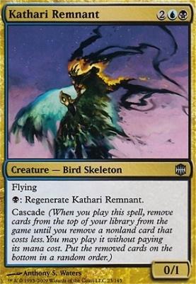 Alara Reborn Foil: Kathari Remnant