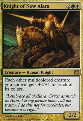 Alara Reborn: Knight of New Alara