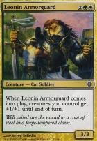 Alara Reborn Foil: Leonin Armorguard