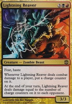Alara Reborn: Lightning Reaver