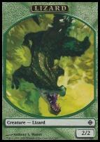 Alara Reborn: Lizard Token