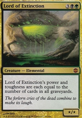 Alara Reborn: Lord of Extinction