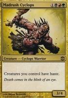 Alara Reborn: Madrush Cyclops