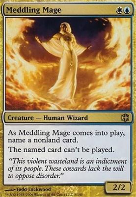Alara Reborn: Meddling Mage