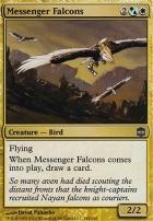 Alara Reborn Foil: Messenger Falcons