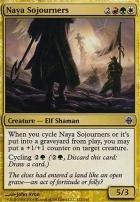Alara Reborn Foil: Naya Sojourners