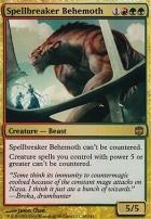 Alara Reborn: Spellbreaker Behemoth