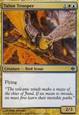 Alara Reborn: Talon Trooper