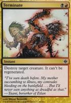 Alara Reborn: Terminate