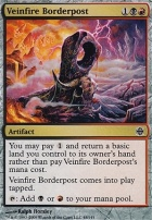 Alara Reborn: Veinfire Borderpost