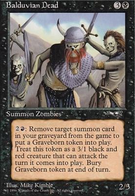 Alliances: Balduvian Dead