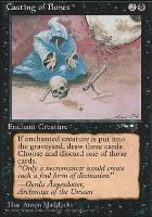 Alliances: Casting of Bones (Hooded Figure)