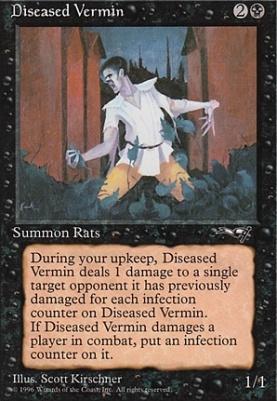Alliances: Diseased Vermin