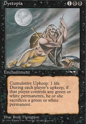 Nature/'s Wrath //// Alliances //// MTG Magic the Gathering