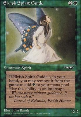 Alliances: Elvish Spirit Guide