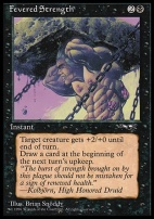 Alliances: Fevered Strength