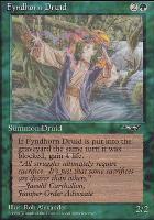 Alliances: Fyndhorn Druid (Facing Left)