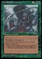 Alliances: Gorilla Berserkers
