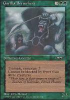 Alliances: Gorilla Berserkers (Attacking)