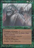 Alliances: Gorilla Berserkers (Peaceful)