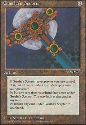 Alliances: Gustha's Scepter
