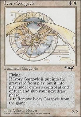Alliances: Ivory Gargoyle