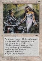 Alliances: Juniper Order Advocate