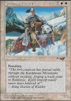 Alliances: Kjeldoran Escort (Red Blanket)