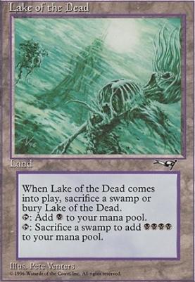 Alliances: Lake of the Dead